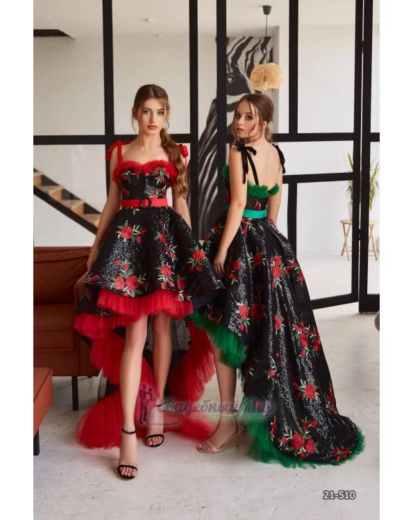 Вечернее платье 21-510