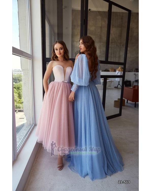 Вечернее платье 21-513