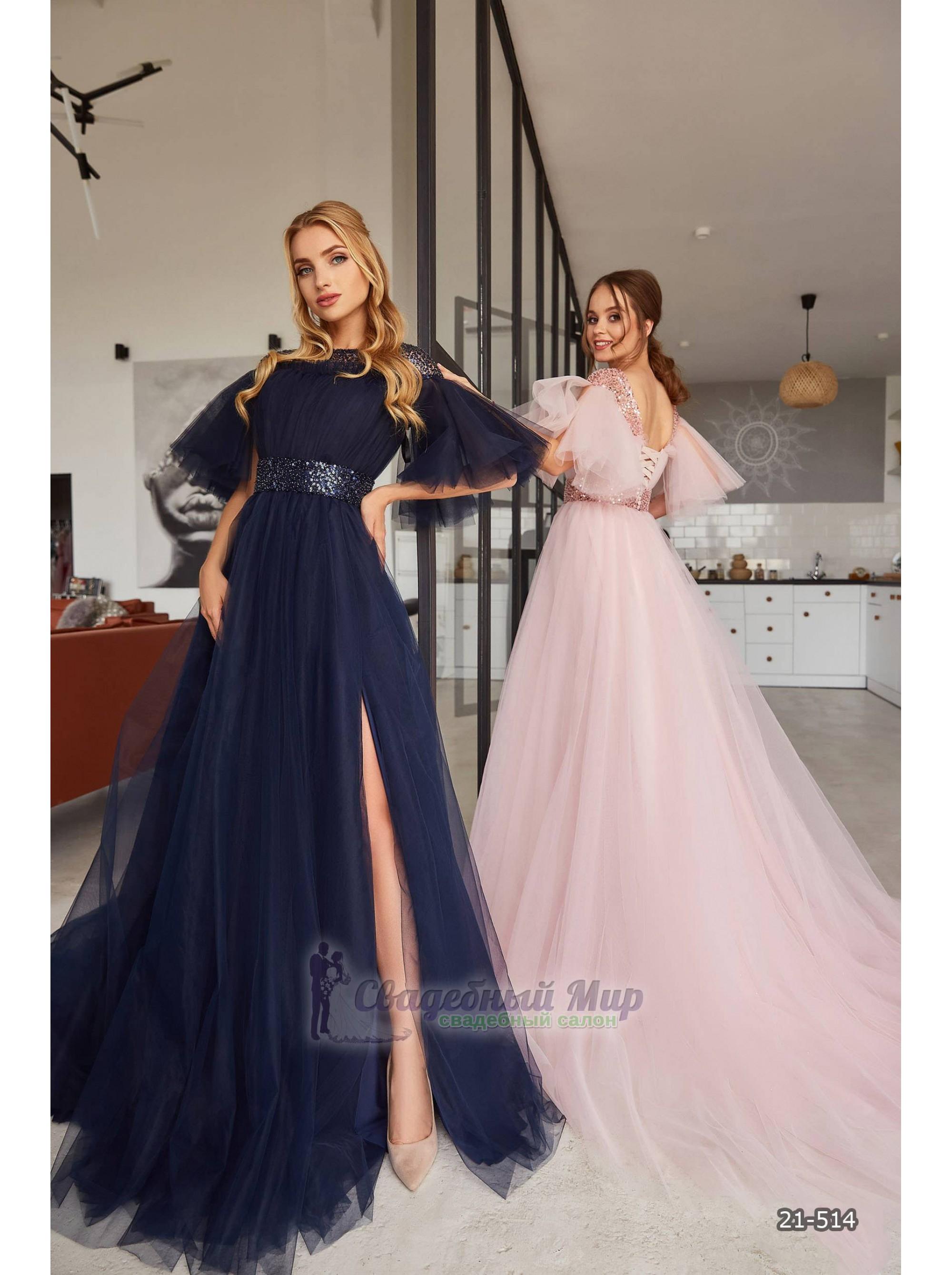 Вечернее платье 21-514