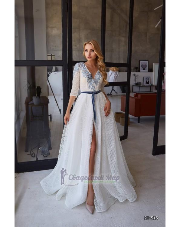 Вечернее платье 21-515